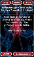 Android quiz games:Brain Age Test  Free