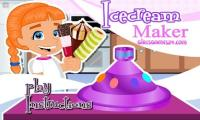 Android simulation games:Candy Maker & Ice Cream Maker