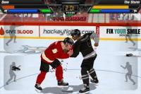 Android games:Hockey Fight Lite