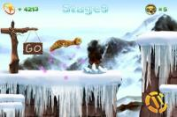 Android platform games:Ice Runner