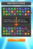 Android puzzle games:Jewels for Android