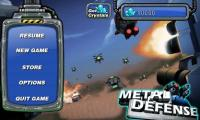Android strategy games:Metal Defense