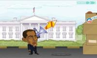 Android shooting games:Obama VS Romney