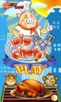 Android kids games:Pig Chef