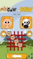 Android puzzle games:Pig Cow in Row