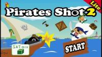Android action games:Pirates Shot2 Lite