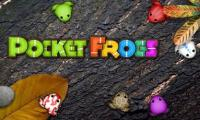 Casual android games:Pocket Frogs