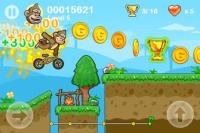 Android platform games:Racing Monkey