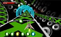 Android racing games:Rhythm Racer 2