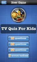 Android kids games:TV Quiz for Kids