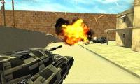 Android shooting games:Tanks Online (ARM6)