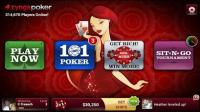 Android card games:Zynga Poker